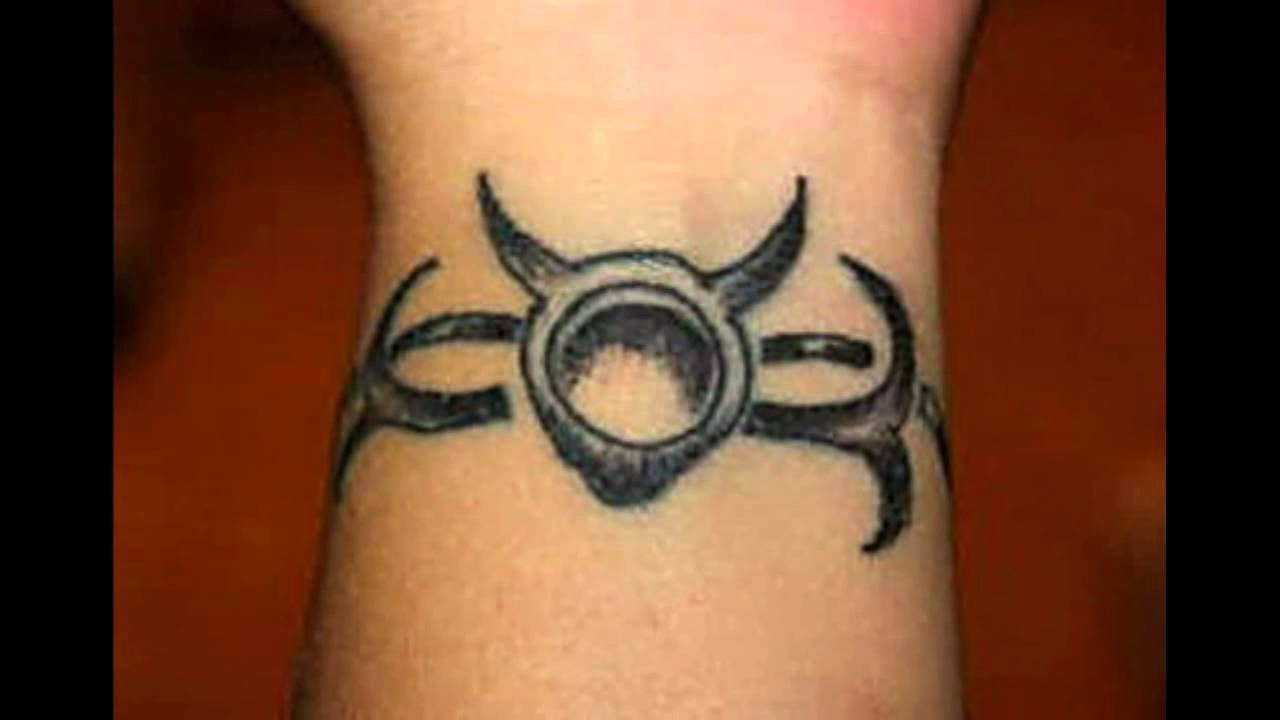 Celtic Taurus Tattoos Taurus Tattoo Designs