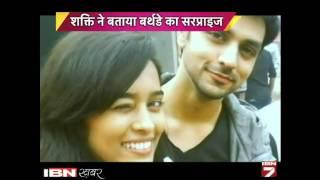 Dekhein: IBN7 Ki Team Ke Sath Actor Shakti- Neha Ki Masti