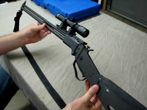 m6 scout survival rifle