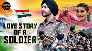 Love Story Of A Soldier   SahibNoor Singh