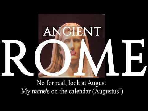 ANCIENT ROME by Mr. Nicky