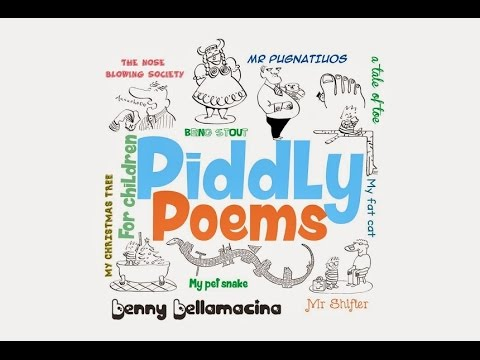 Children's Poems .....      my Bank Manager .....  Kid's Learning  English With Poetry And Rhyme video