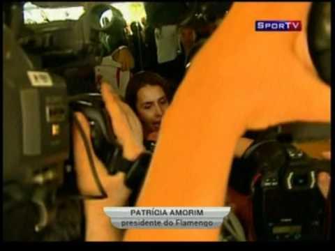 Ronaldinho Gaúcho no flamengo -- La conferma di Ronaldinho in fiammingo - fine .mpg