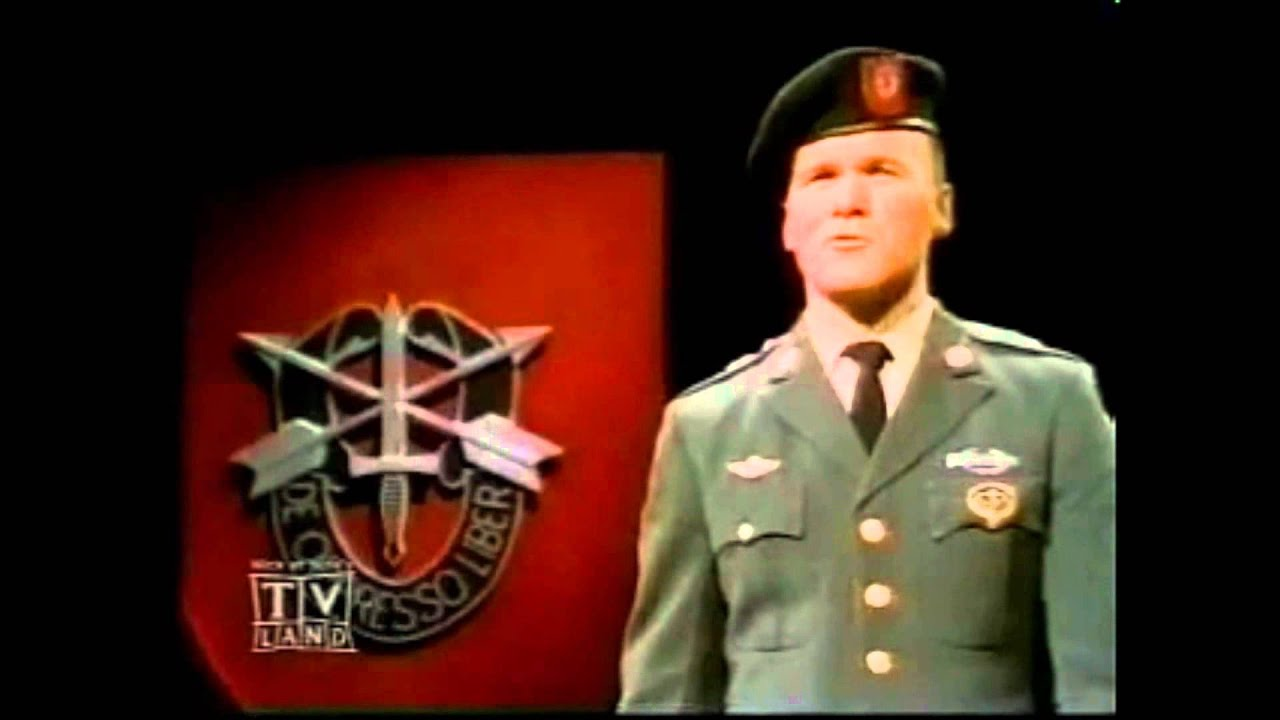 Lyrics to the Ballad of the Green Berets by SSgt Barry Sadler