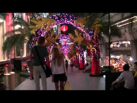 Siam Paragon, Bangkok Shopping Mall バンコク・サイアムパラゴンを歩く