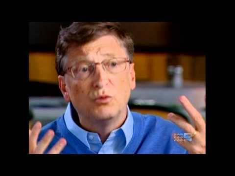 A rare interview with Melinda and Bill Gates, and their charities. (edited)