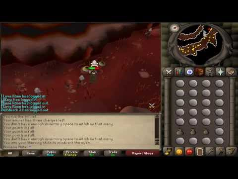 Old Runescape Project Ranged Tank - 85 Magic | Barrows Gloves | Pking! (Day #76-82)