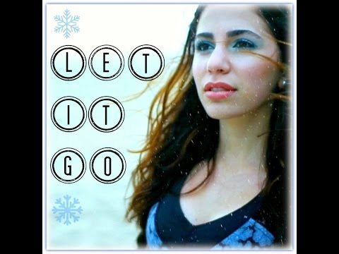 LET IT GO - Frozen (Lainey Lipson Cover)