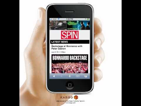 Vdopia Mini.vdo Mobile Web Video Ad video