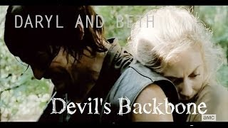 daryl and beth | devil