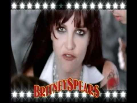 Britney Spears - Circus album Commercial (French version)