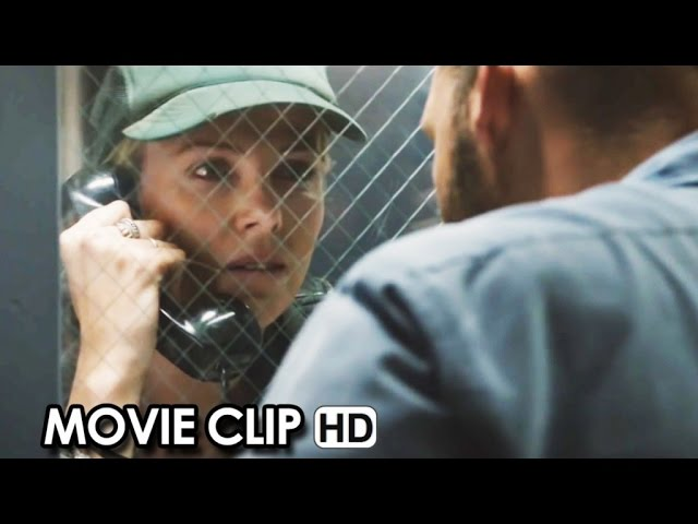 DARK PLACES starring Charlize Theron - Movie CLIP 'Libby Visits Ben' (2015) HD