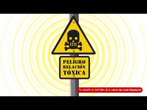 Cómo salir de una relación tóxica por Lucía Etxebarria