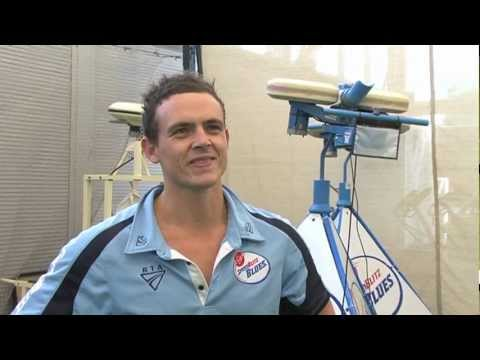 Stephen O'Keefe chats to Cricket NSW