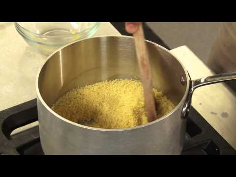 60-Second Video Tips: Instantly Improve Instant Couscous