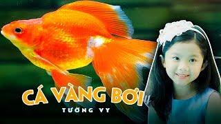 Cá Vàng Bơi - Bé Tường Vy ♫ Nhạc Thiếu Nhi Vui Nhộn Hay Nhất Cho Bé Yêu