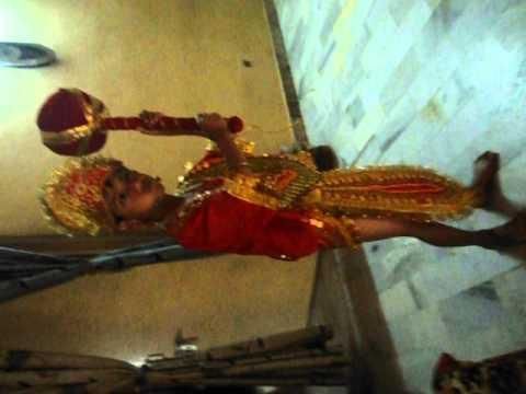 Bal Hanuman Ka Make Up video