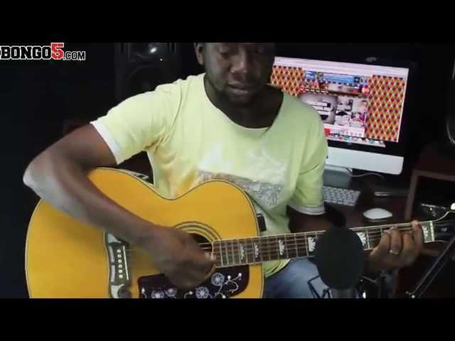 Mfahamu Leo Mkanyia - Mwanzilishi wa Swahili Blues