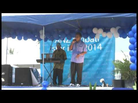 ANZ KiribatiStar  Idol 2014   Ai kabwaiara ngai