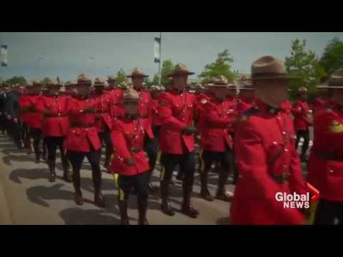 RCMP charged after investigation into Moncton shooting
