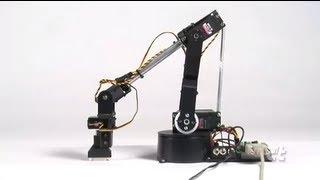 c't: Unermüdliches Roboter-Ärmchen