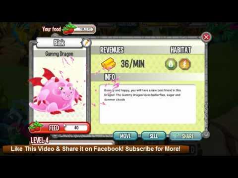 Dragon City Weakness of All Dragons Dragon City Gummy Dragon Level