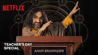 What if Netflix characters were your teachers feat. Pankaj Tripathi, Kusha Kapila and Ayush Mehra