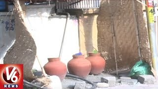 Special Story On Decrease In Number Of Chalivendram (Water Camps) In Hyderabad