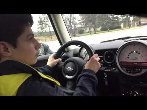 Mini Cooper R56 Drive- Backroads and Corners