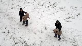 Snow fail- Painful
