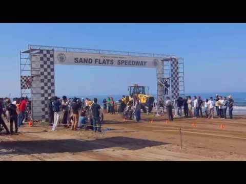 Classic Motorcycle Drag Race (CHIRIHAMA SANDFLATS SPEEDWAY) 2014/9/21