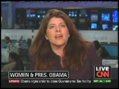 "CNN Reports on ""Women and Obama"""