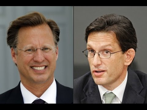 Just How Much Did Eric Cantor's Voters Dislike Him (w/ Peter Galuszka)