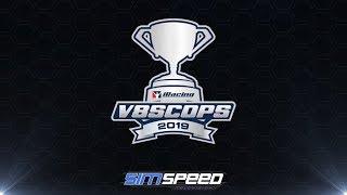 Virtual Racing School V8SCOPS | Round 9 | West End Mazda Road Atlanta 500