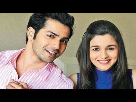 Alia Bhatt & Varun Dhawan's HOT KISS in Humpty Sharma Ki Dulhania(NEWS)