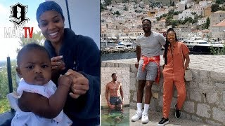 Dwyane Wade & Gabrielle Union 1st Baecation Without Baby Kaavia! 😍
