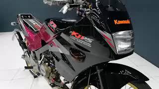 Kawasaki Ninja R SSR KR 150 Thailand Black Videos