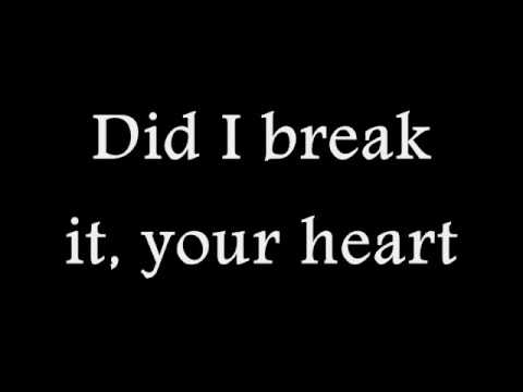 Jonas Brothers - What Did I Do To Your Heart