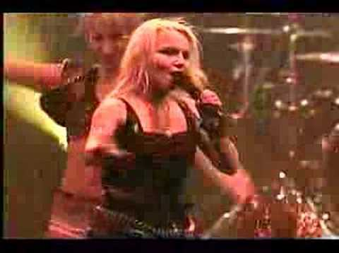 Doro Pesch - Burn It Up