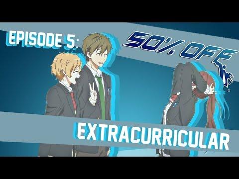 50% de descuento - 05 Extracurricular [Fandub Latino]