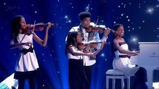 The Kanneh Masons Britains Got Talent 2015 Semi Final 4