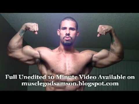 media samson muscle god