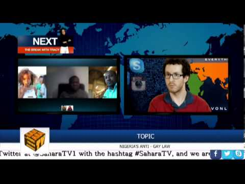 SaharaTV Talkback: The End Of Homosexuality In Nigeria?