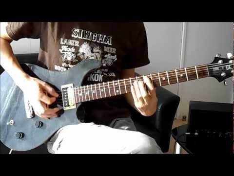 Iron Maiden - Die With Your Boots On - Guitar Cover