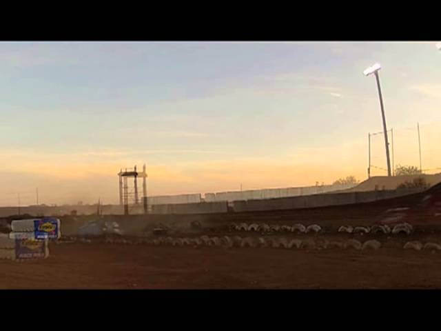 Wreck Of The Week From Canyon Speedway Park May 26th 2013 (No Music)