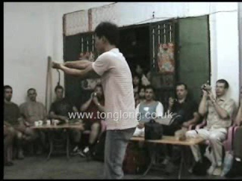 East River Hakka Southern Praying Mantis Kung Fu- China 2008 Image 1