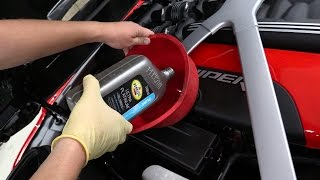 How Do You Change The Oil In A Dodge Viper?