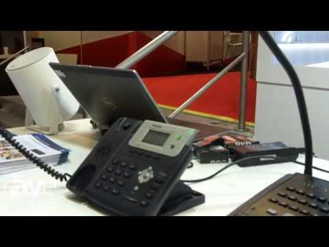 ISE 2017: Optimus Talks About Compact IP Audio Matrix