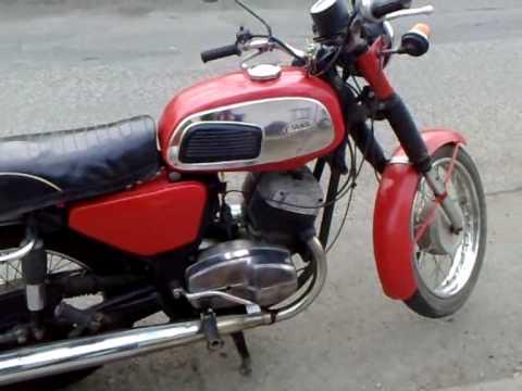 jawa 350  634 5 1979  vape ignition youtube