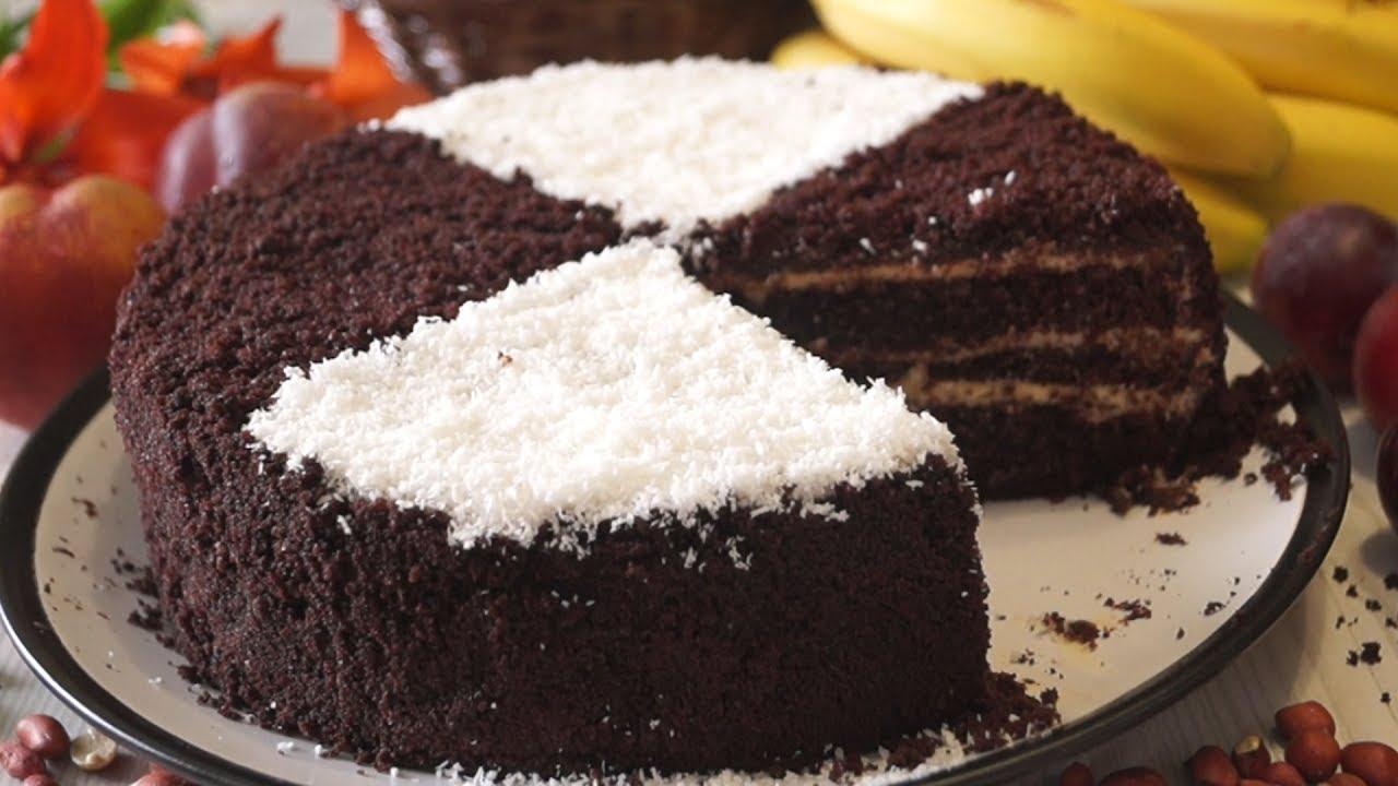 Рецепт несложного шоколадного торта 151